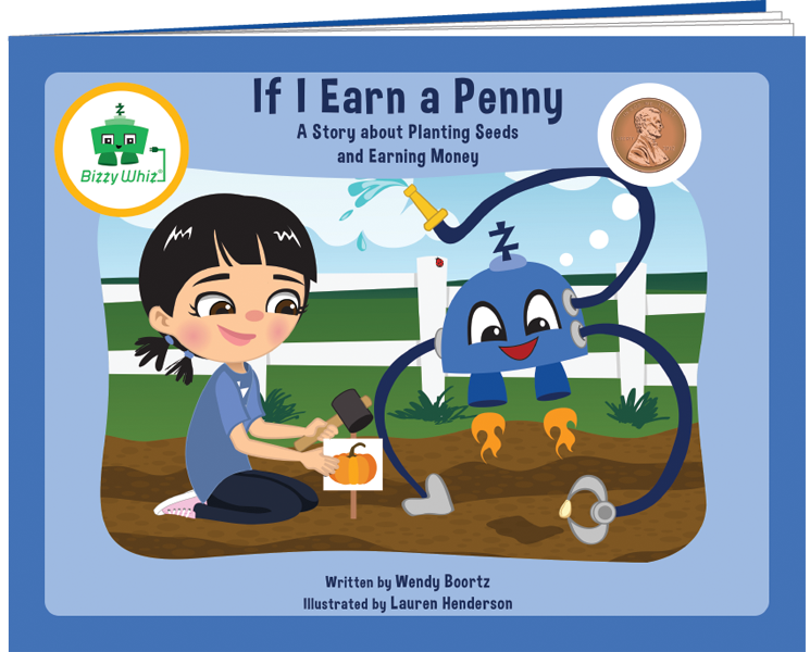 If I Earn a Penny book cover