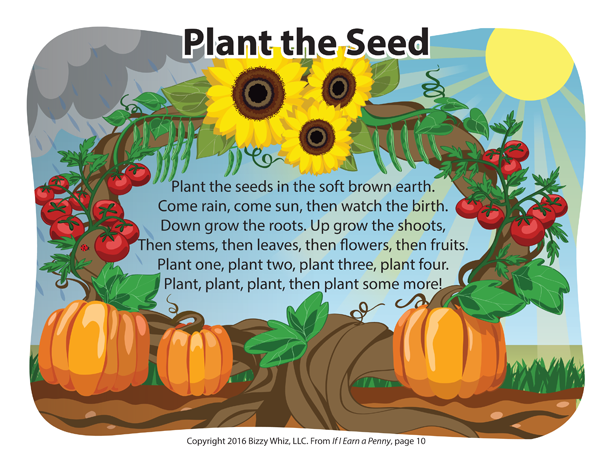Plant the Seed Poster Thumbnail
